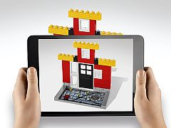 Lego Introduces Fusion Blocks That Tie-In With Android and iOS Apps