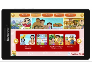 Lenovo CG Slate Tablet Launched for Kids