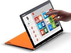 Lenovo Yoga 3 Pro Laptop and Tab 2 A7-30 Tablet Launched in India
