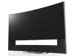 LG Announces Start of 105-Inch Curved Ultra HD TV Global Roll-Out