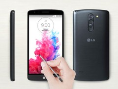 LG G3 Stylus Listed on Company's India Site at Rs. 21,500