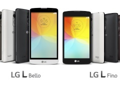 LG Announces Start of Global Roll-Out of L Bello and L Fino Smartphones