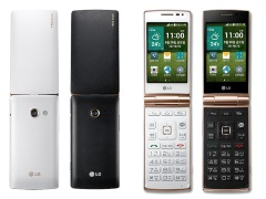 LG Wine Smart Flip Phone With Android 4.4 KitKat, Safe Keeper Launched