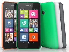 Nokia Lumia 530 Dual SIM With Windows Phone 8.1 Launched at Rs. 7,349