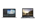 Google Chromebook Pixel vs. Apple MacBook Pro with Retina display