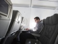 Faster Wi-Fi on flights leads to battle in the sky