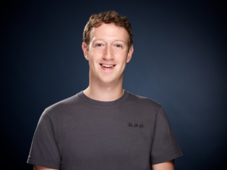 'Facebook CEO Mark Zuckerberg Richest Person Under 35 in the World'