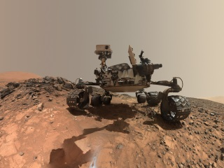 Nasa Discovers Unexpected Mineral on Mars