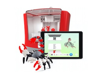 Mattel Unveils a 3D Printer You Can Actually Afford