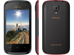 Maxx GenxDroid7 AX356 Dual-SIM Android Smartphone Launched at Rs. 3,696