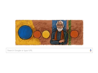 M.F. Husain's 100th Birth Anniversary Marked by Google Doodle on Thursday