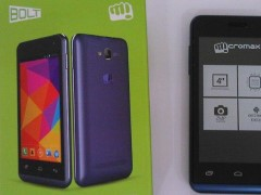 Micromax Bolt Q324 With Quad-Core SoC Reportedly Launched at Rs. 3,990