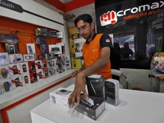 माइक्रोमैक्स अपने स्मार्टफोन ग्राहकों के लिए लॉन्च करेगी मोबाइल वॉलेट