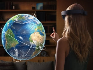 Augmented Reality Looks to Future Where Screens Vanish