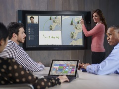 Microsoft to Sell Big-Screen Surface Hub for Up to $20,000
