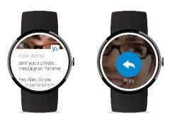 Microsoft Updates Yammer Apps With Support for Android Wear and Handoff