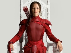 The Hunger Games: Mockingjay - Part 2 Teaser First Look