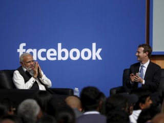 PM Modi Gets Emotional at Facebook Q&A Recalling Childhood