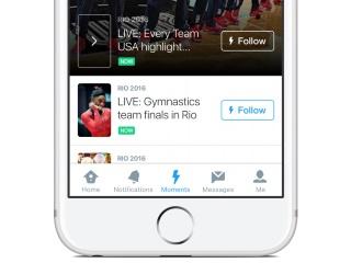 ट्विटर ने रियो ओलंपिक 2016 के लिए मोमेंट्स फ़ीचर में किया बदलाव