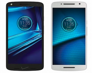 Motorola Droid Turbo 2, Droid Maxx 2 Appear in Leaked Images, Brochures
