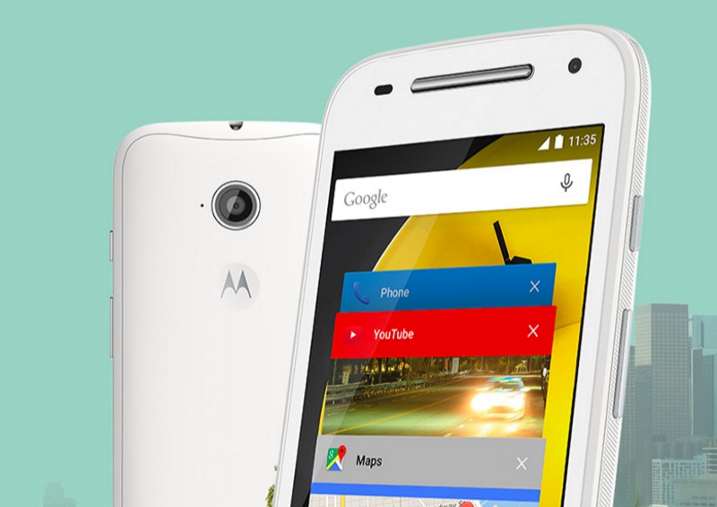Moto E (Gen 2) Will Get Android 6.0 Marshmallow Update, Confirms Motorola