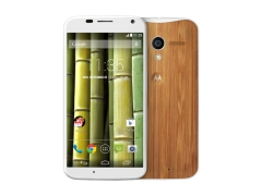 Moto X With Bamboo Rear Finish Now Available in India at Rs. 24,999
