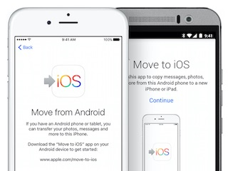 Apple Making 'Move to Android' App for iPhone Users: Report