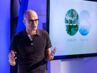 Microsoft Interested in Working With Indian Entrepreneurs: Nadella