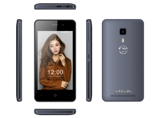 Namotel 'Achhe Din' Claimed to Be World's Cheapest 4-Inch Smartphone: Report