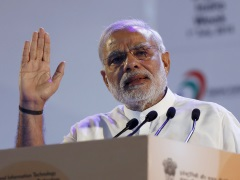 India's Leader Maps Out a More Robust Digital Future