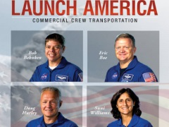 Nasa Picks 4 Astronauts to Fly First Commercial Space Missions