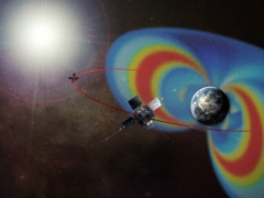 'Destructive Electrons Streaking Into Earth's Atmosphere at Near Light Speed'