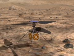 NASA's Mars 2020 Rover Undergoes 'Eye' Test