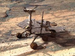 Nasa's Opportunity Rover Completes 11-Year Mars Marathon