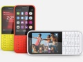 Nokia 225 and Nokia 225 Dual SIM feature phones launched