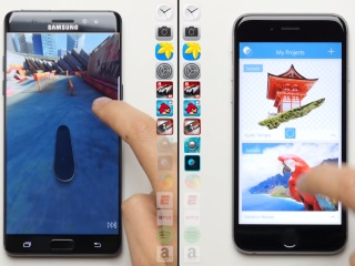 Samsung Galaxy Note 7 Beaten by Year-Old iPhone 6s in Real World Speed Test