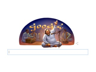 Nusrat Fateh Ali Khan's 67th Birth Anniversary Marked by Google Doodle