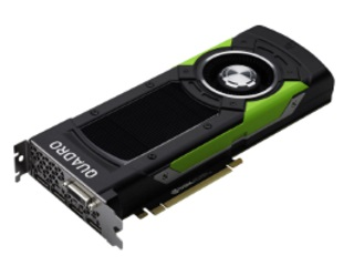 Nvidia Debuts 'Pascal' Quadro P6000 and P5000 for VR and Design