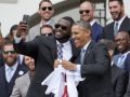 Samsung's Obama-Ortiz selfie debacle now in hands of lawyers: White House