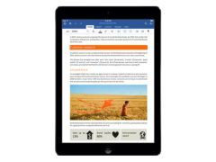 Microsoft Office for Android Tablets Enters Private-Beta Testing