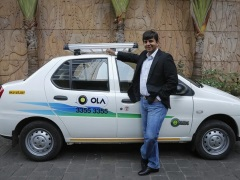 Ola Raises $400 Million in Funding, Aims to Expand to 200 Cities This Year