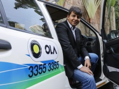 Ola Raises About Rs. 1,954 Crores in Fresh Funding