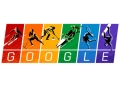 Google's Olympic Charter doodle continues to fly the gay flag
