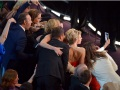 Buying airtime during Oscars telecast: $20 million. Having the most shared tweet: Priceless.