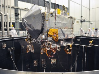 Nasa Says Asteroid Hunting Spacecraft in Key Testing Phase