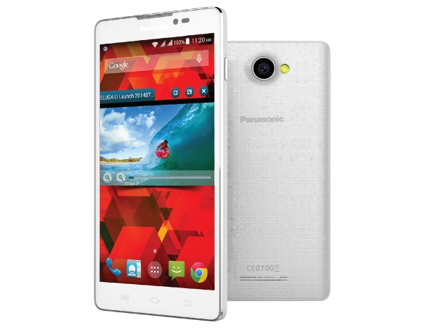 Panasonic P55 With 5.5-Inch Display Launched at Rs. 10,290
