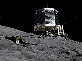 Rosetta Comet Orbiter Comes Back After 'Dramatic' Silence