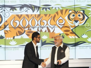 PM Modi Winds Up Silicon Valley Tour With Google, SAP Center Visits