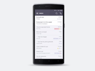 ProtonMail End-to-End Encrypted Email App Now Available to All on Android, iOS