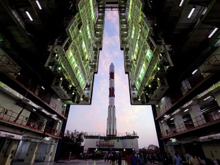 Isro to Launch Seventh and Final IRNSS Navigation Satellite on April 28